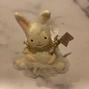 Brand new ballerina bunny by Bethany Lowe